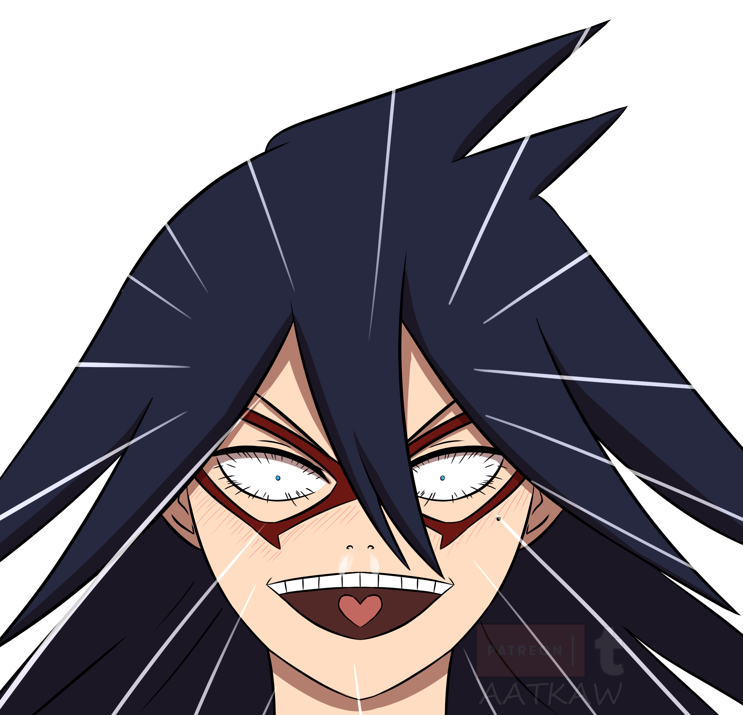 Bnha transparent midnight. There was this one