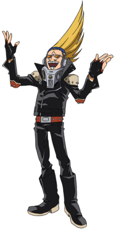 Bnha transparent present mic. Image full body png
