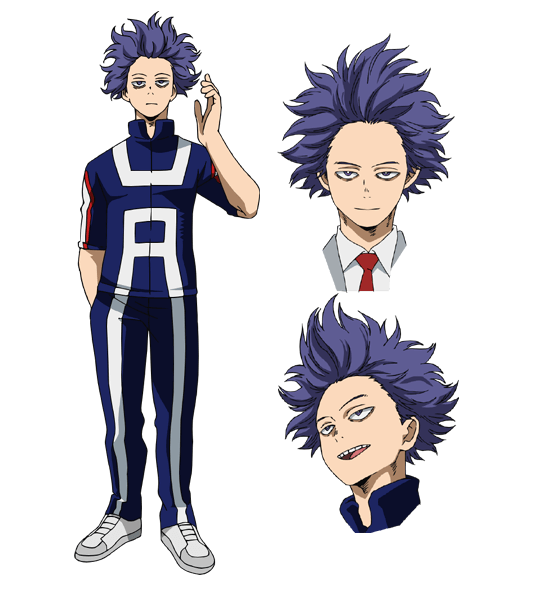 Bnha transparent shinsou. Image hitoshi full body