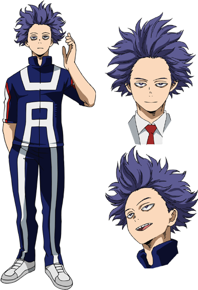 Bnha transparent shinsou. Download hitoshi full body