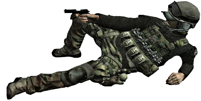 transparent soldier mw2