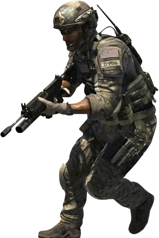 Bo3 soldier png
