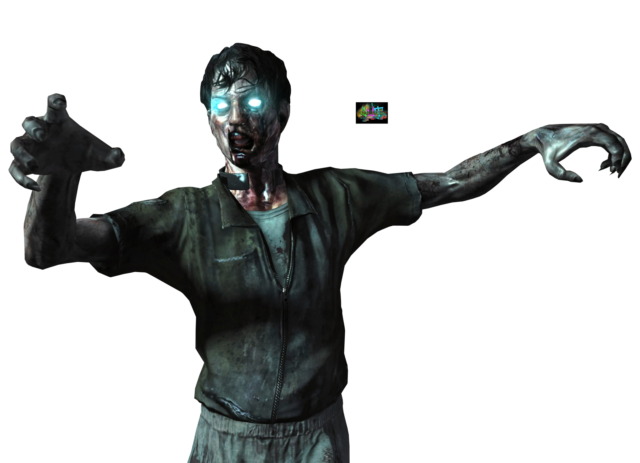 Bo3 zombie png. Transparent free images only
