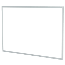 Transparent boards magnetic. Dry erase visual workplace