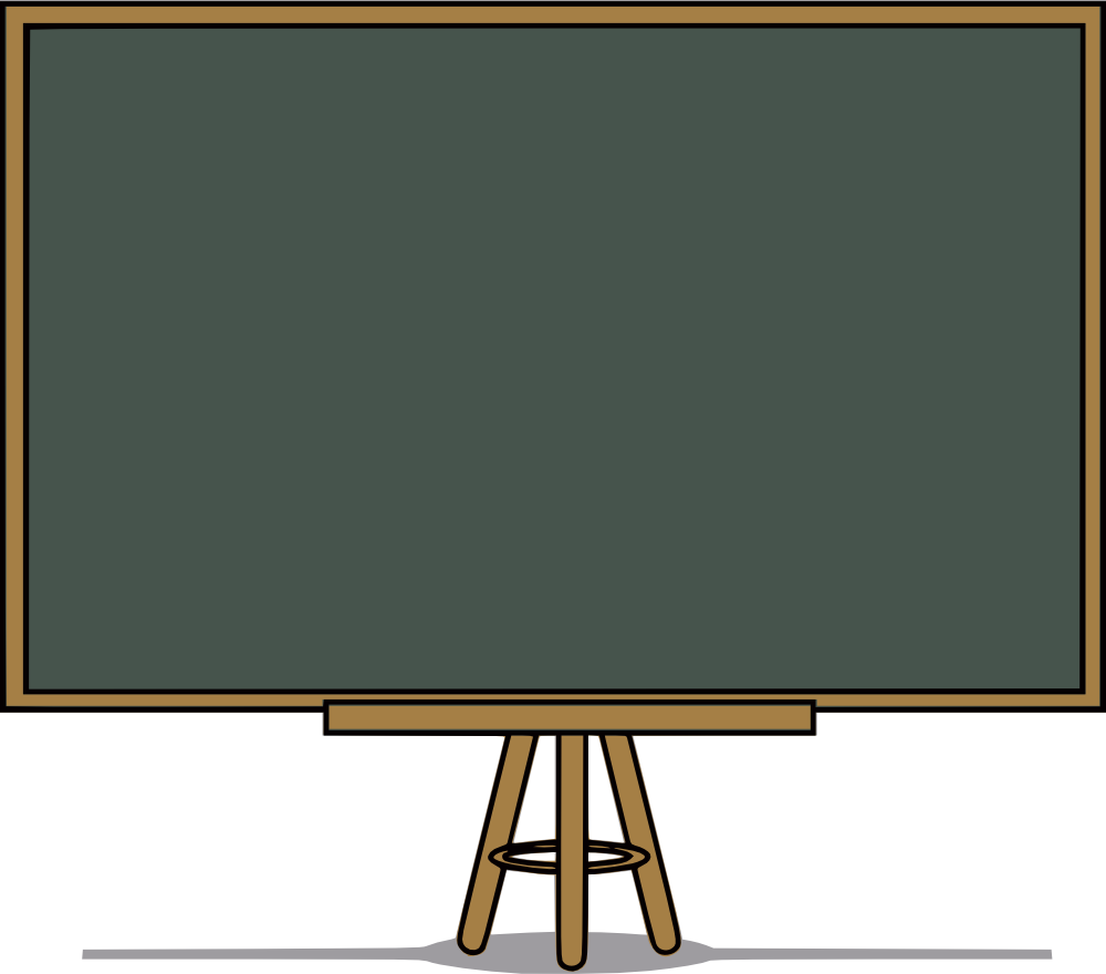 board clipart presentation board