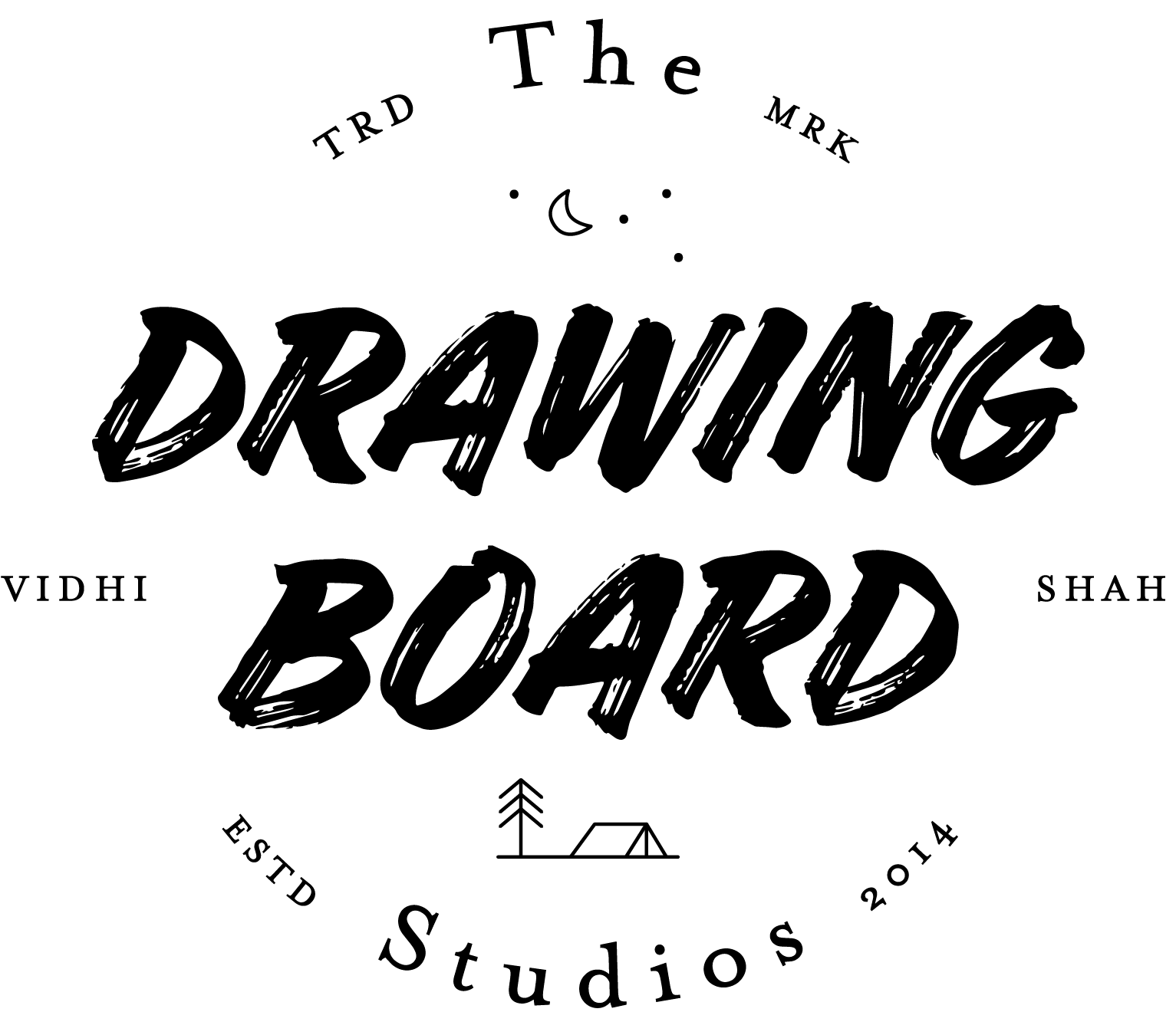 Republic drawing poster. The board