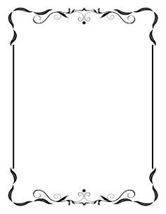 Boarder clipart classy. Free download borders and