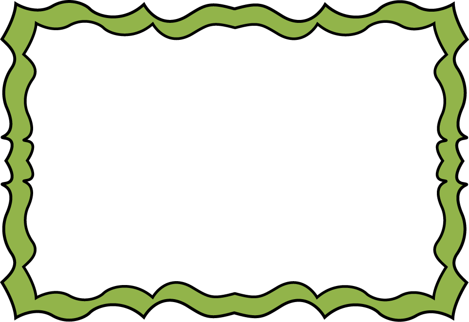 Boarder clipart green. Border panda free images