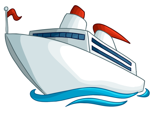 Cartoon ship png. Image cruise pin club
