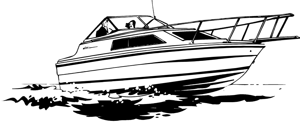 Boat clipart. Make meme with speed