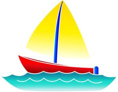 Yacht clipart little boat. Cartoon boats images free