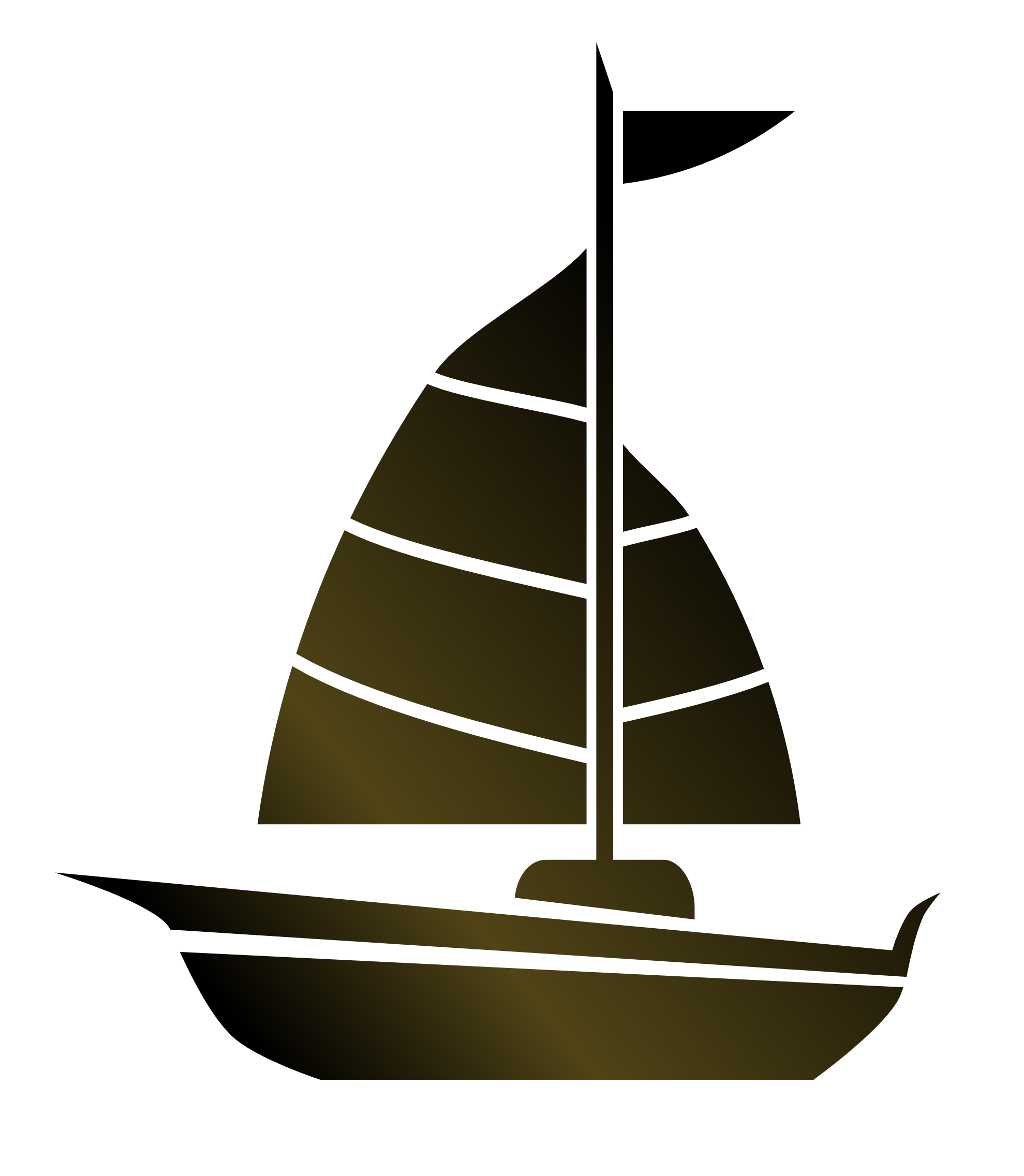 Sailboat clipart animated. Mayflower color transparent free