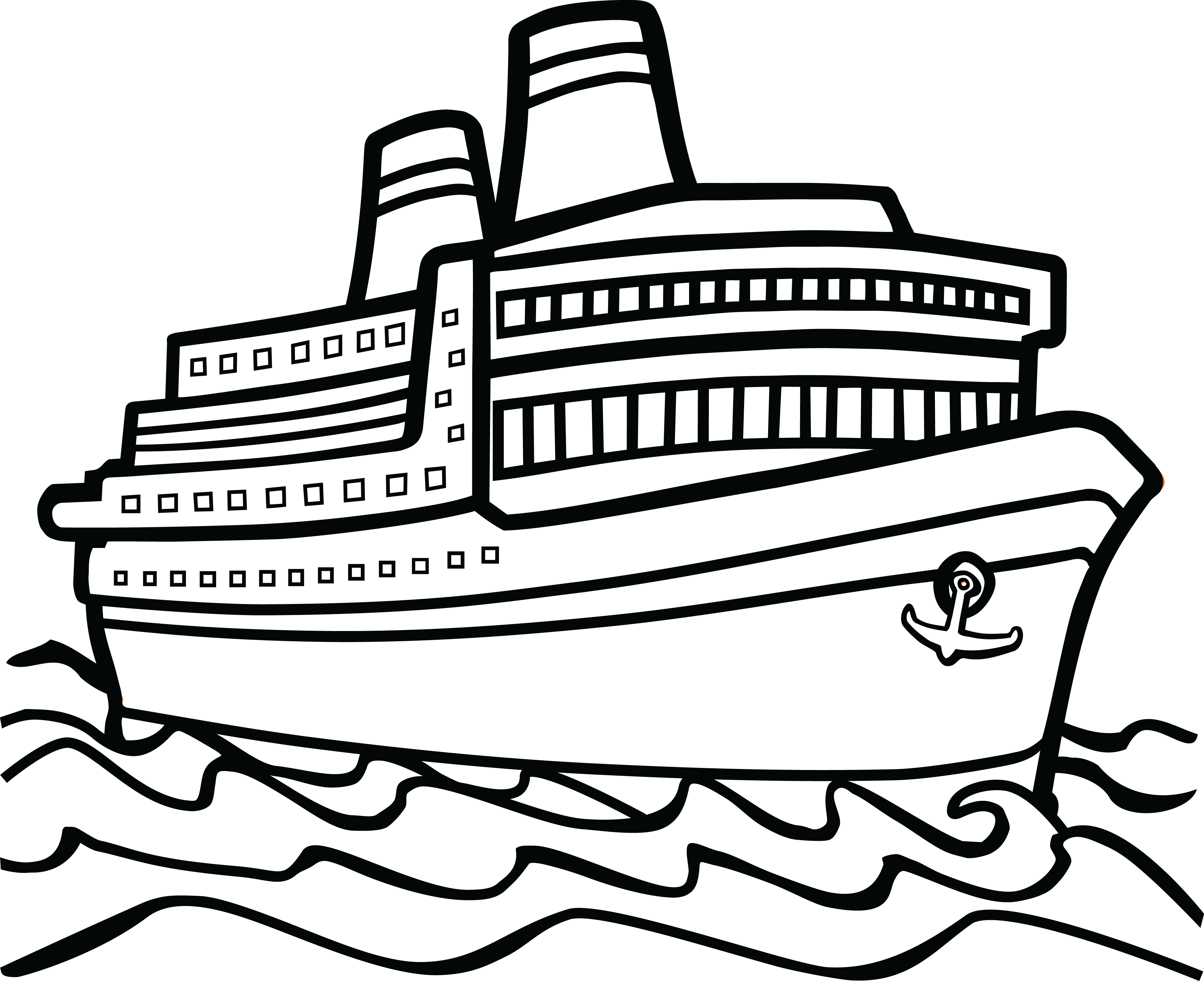Boat clipart transportation. Free to use clip