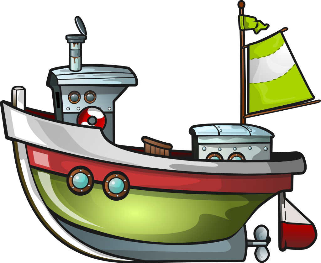 Boat clipart tugboat. At getdrawings com free