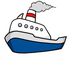 Boating clipart. Cartoon boats images free