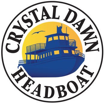 Cruise clipart party boat. Crystal dawn head fishing
