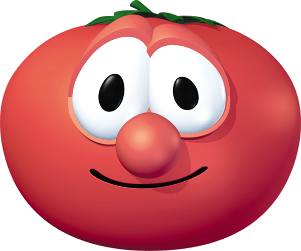Bob the tomato png. Veggie tales other stuff