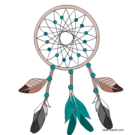 Dreamcatcher transparent bohemian. Boho clipart at getdrawings
