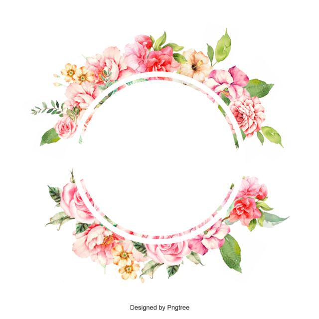 Boho vector frame. Flower corner pansy background