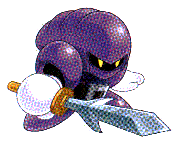 Boi transparent knight. Who still remembers this
