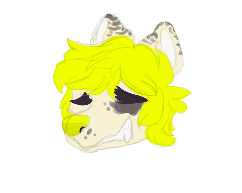 Boi transparent yellow. For amatsuba by bitebnwrunway
