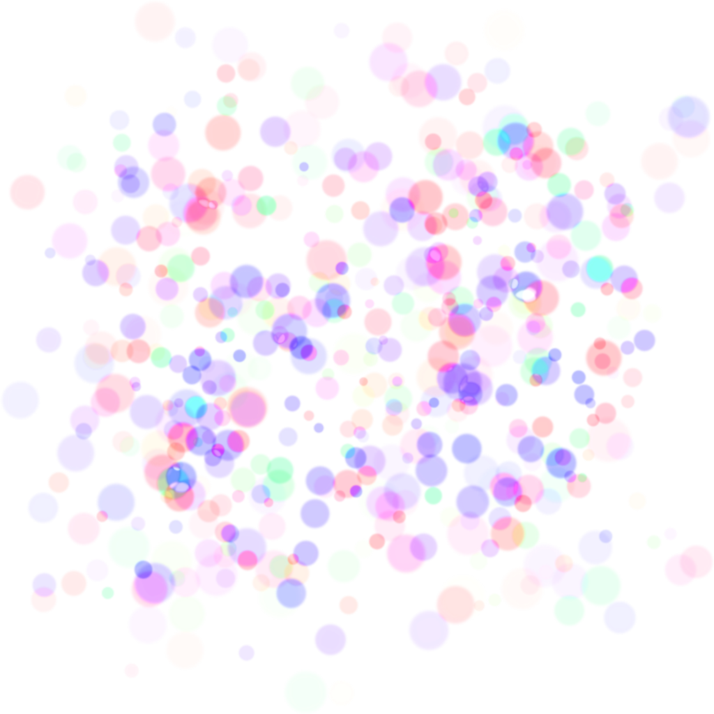 Bokeh dots png. Circles ftestickers sticker by