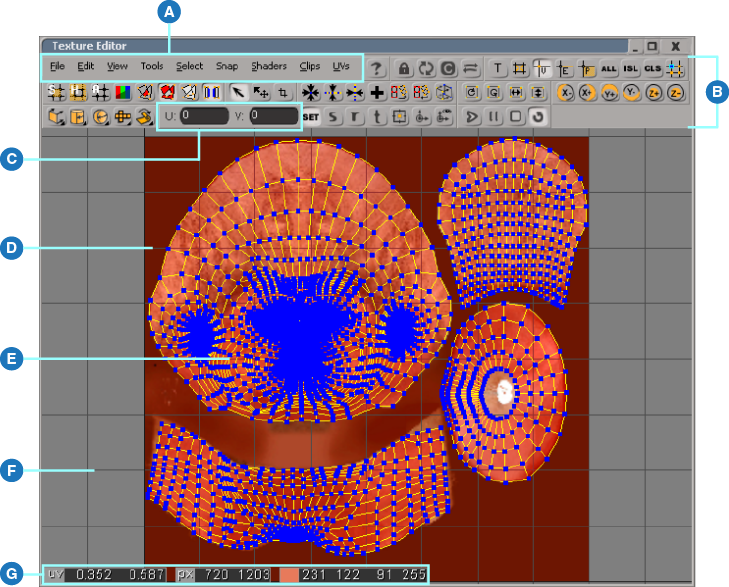 Bokeh vector high re. Softimage user s guide