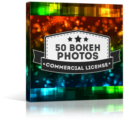 Bokeh vector. Colorful flowers archives computerkeen