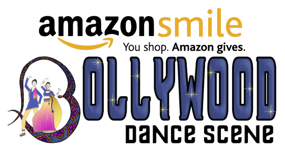 Bolywood clip dancing. Support bollywood dance scene