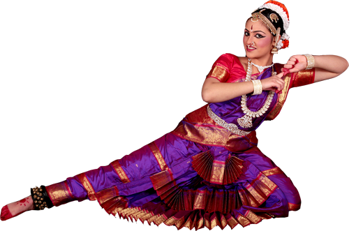 Bollywood dance png. Bharatnatyam learn in few