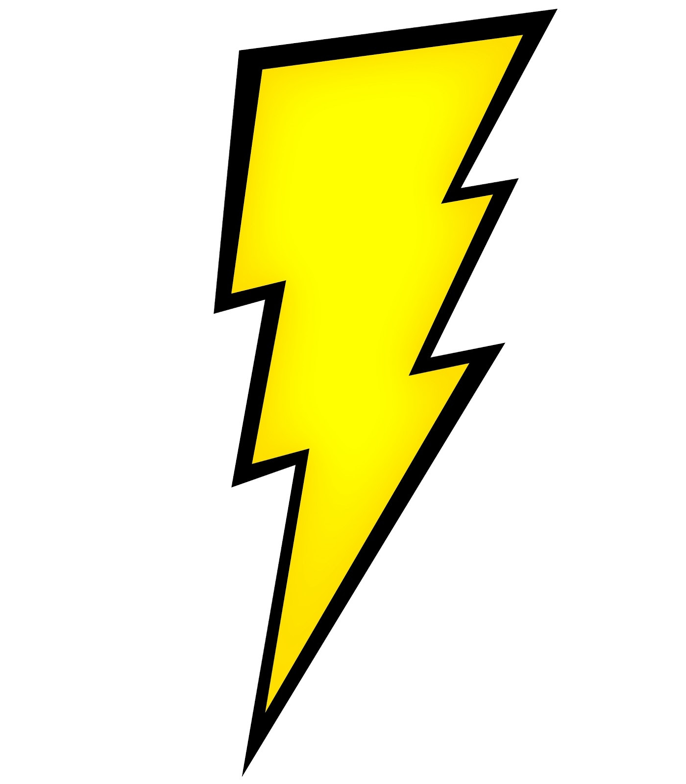 Bolt clipart powerpoint. Free lightning images clipartfest