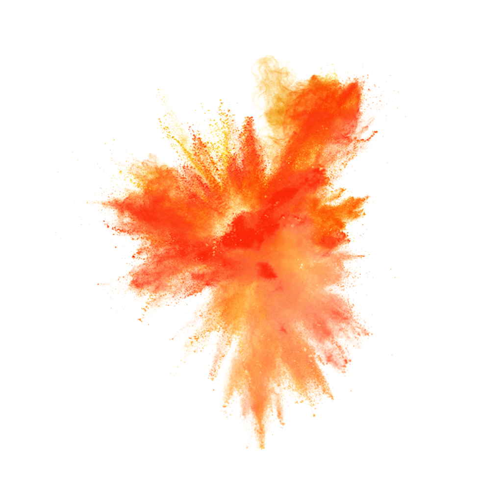 Nubes explosion png