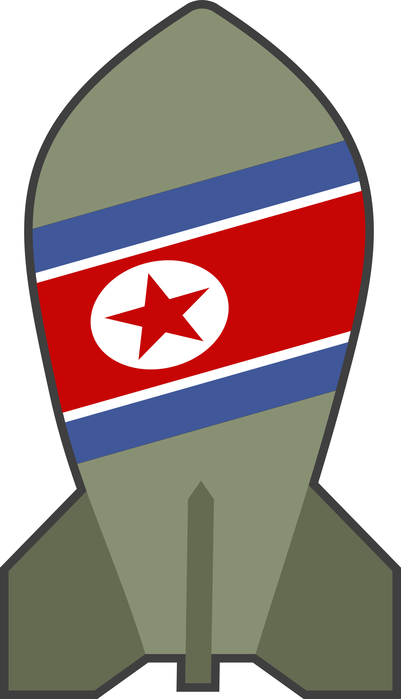 Bomb cartoon png. Simple north korea icons