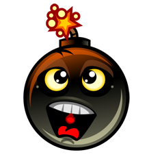 Bomb cartoon png. Free cliparts download clip