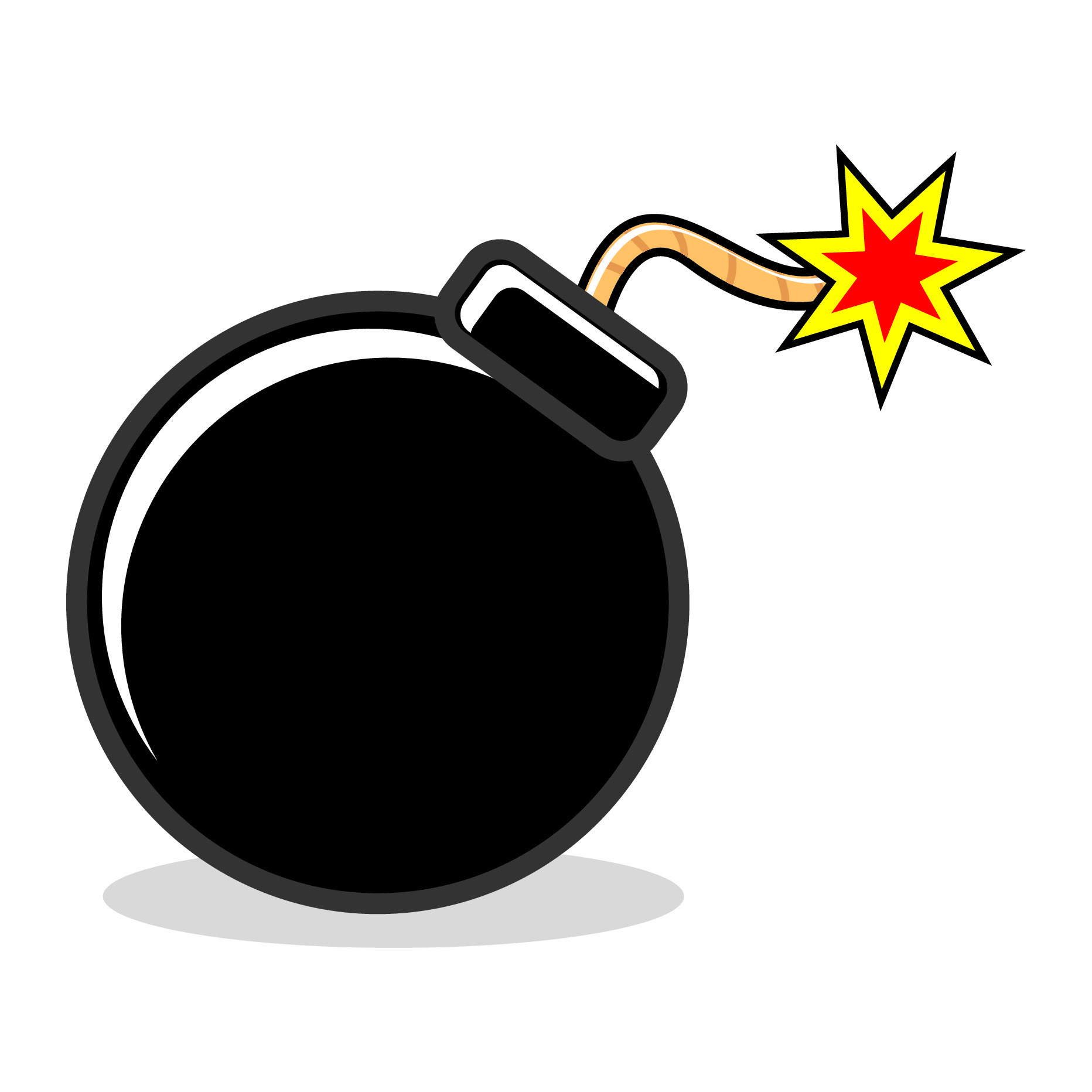Bomb clipart. Amazing looking to build