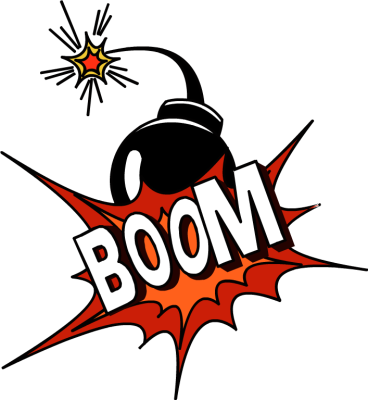 Bomb clipart wick. Free picture collection there