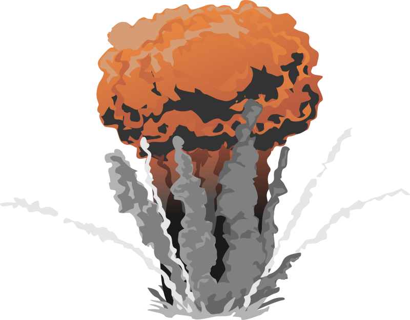 exploding building png