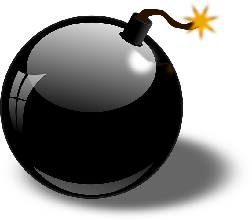 Bomb clipart nuclear. Cliparts shop of library