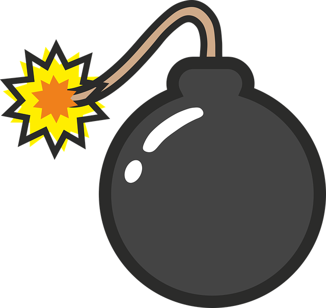 Bomb fuse png. Free photo explosive detector