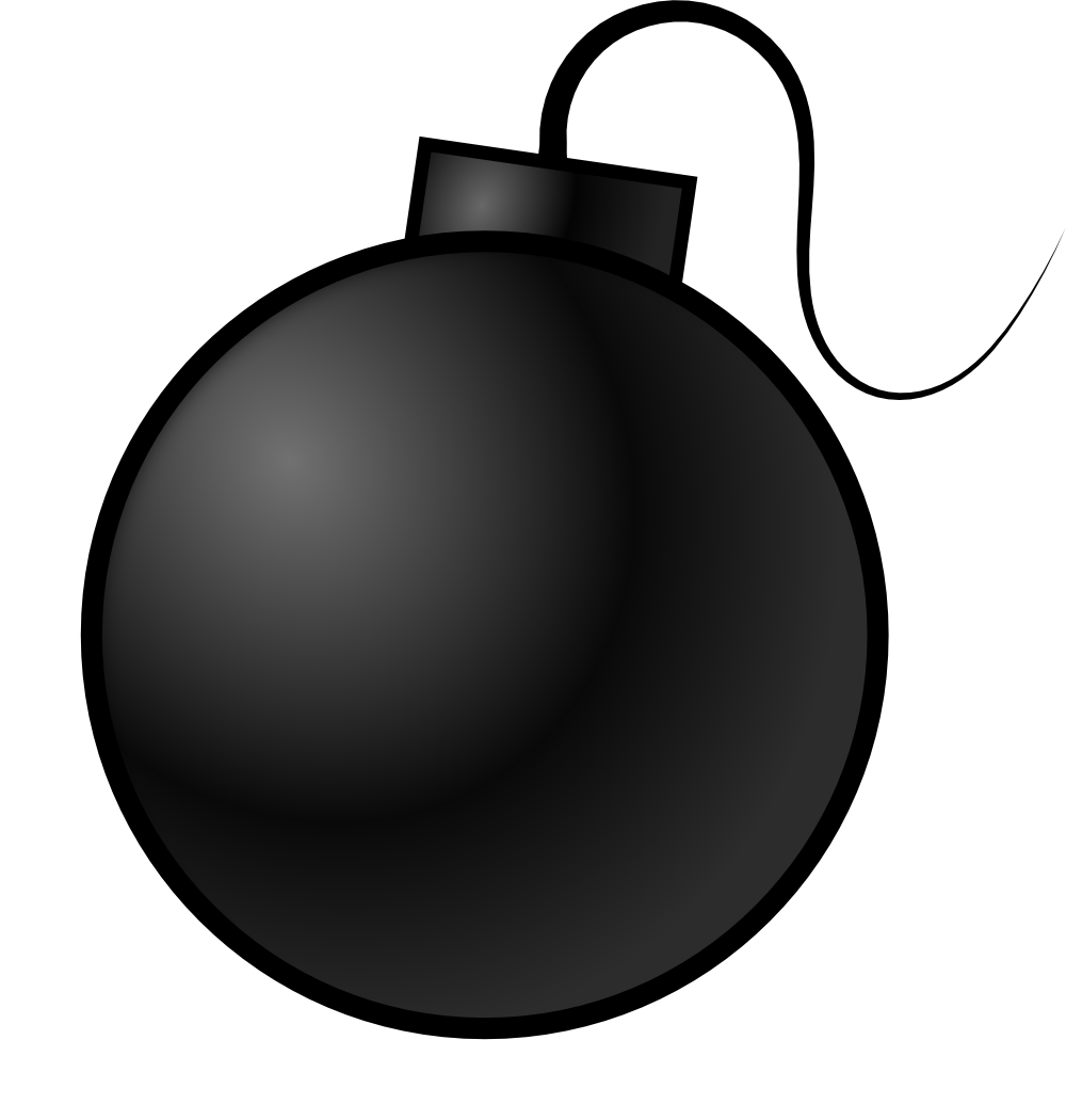 Bomb fuse png. D opengameart org bombpng