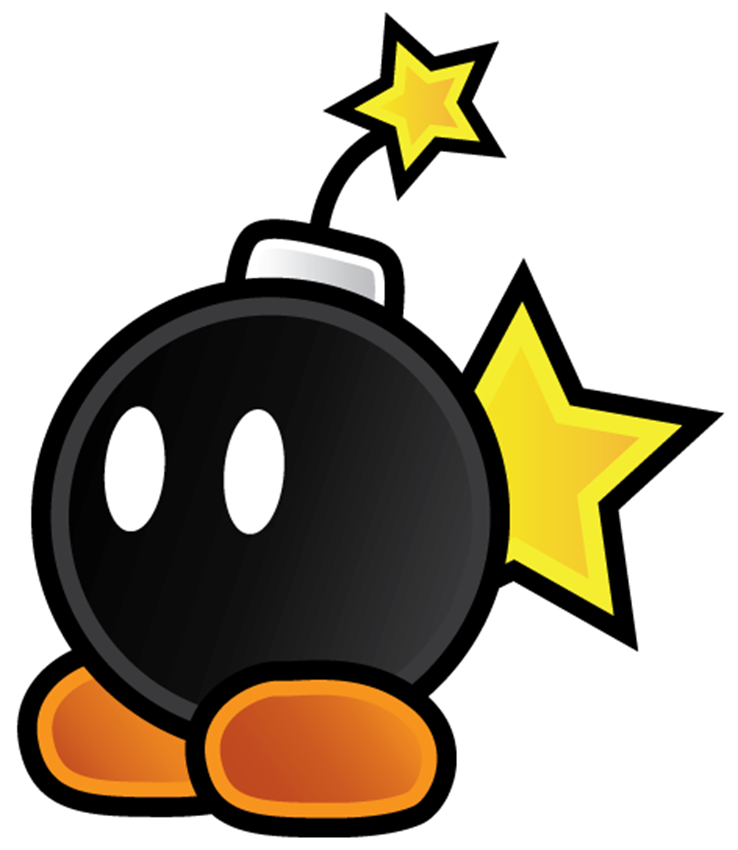 Bomb omb png. Image bob the dimension