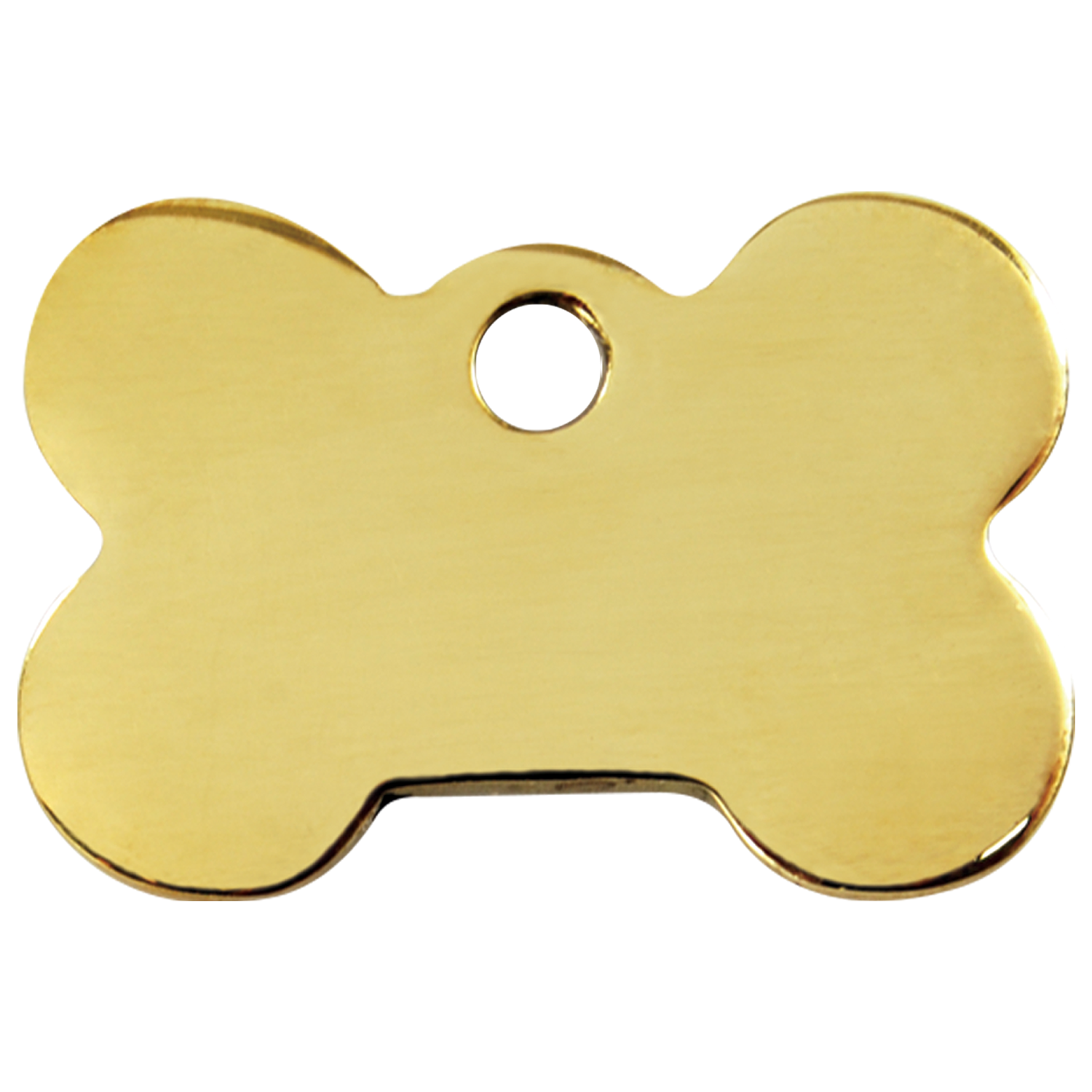 Bone shape png. Red dingo brass tag