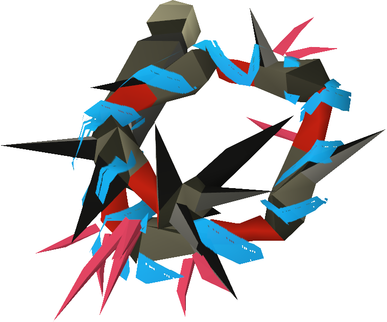 Bone whip png. Image abyssal vine detail