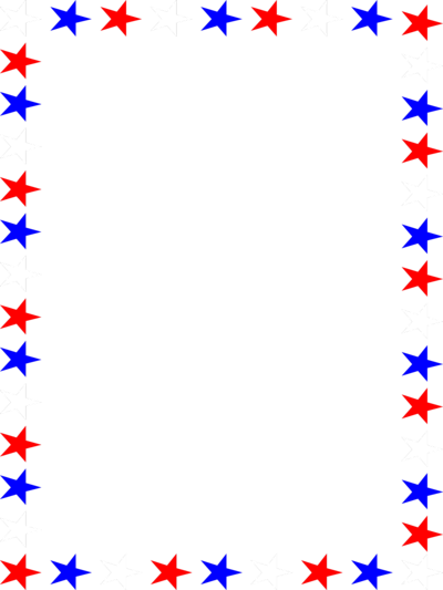 Borders clipart star. Free fireworks border cliparts