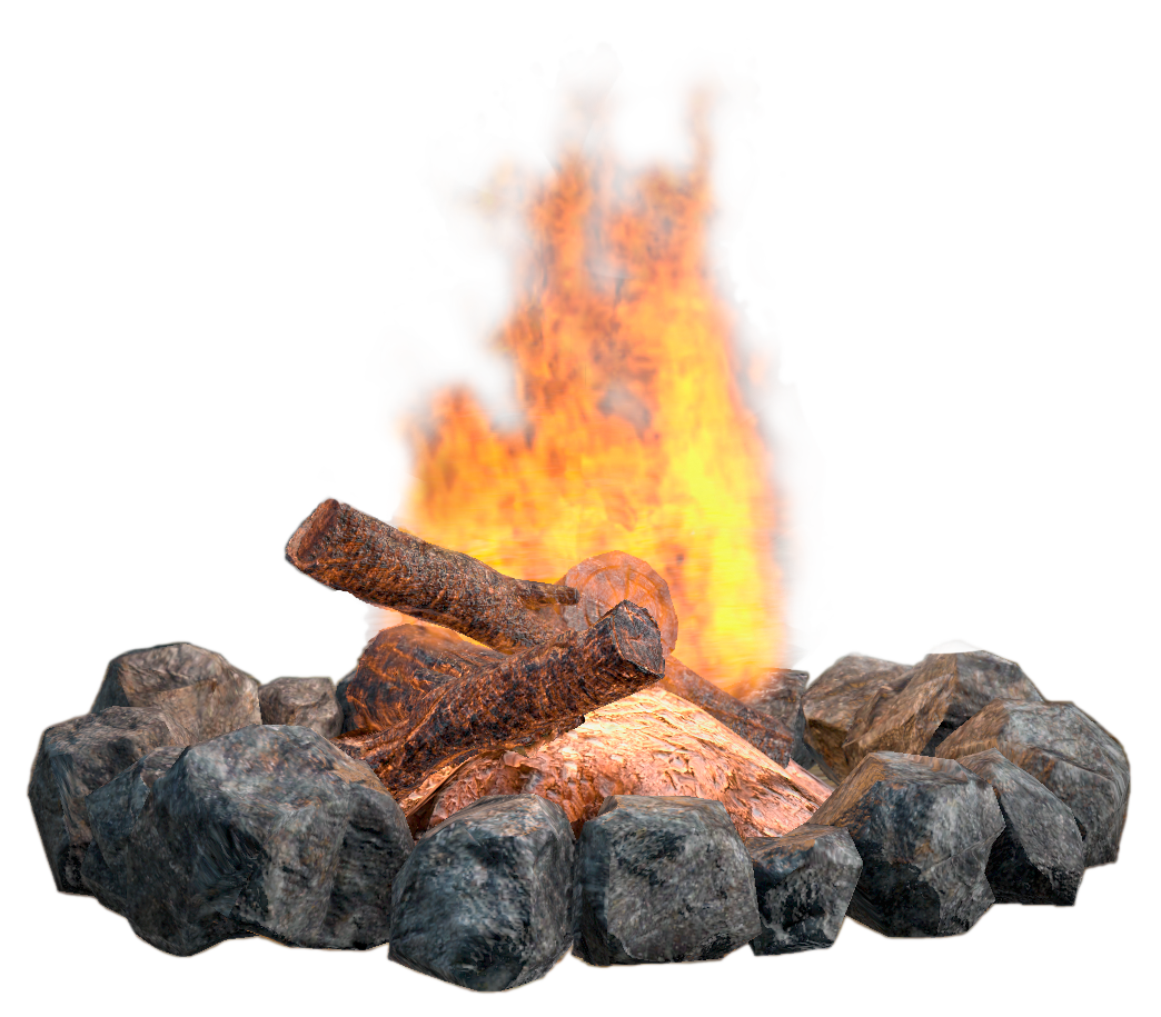 Bonfire png. Transparent images all