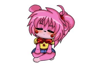Five nights in anime. Bonnet drawing png library download