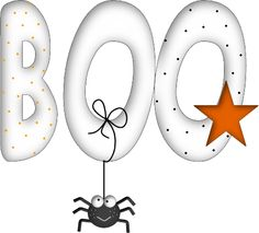 Boo clipart halloween boo. Beth buffington coloring images