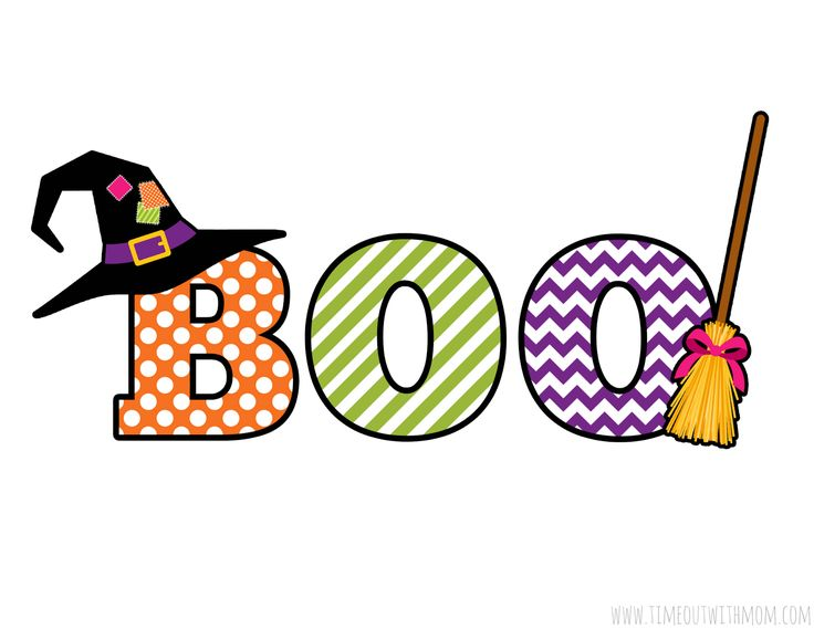 Boo clipart halloween boo. Wickliffe public library july