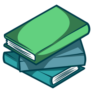 Book books green book. Free clipart images