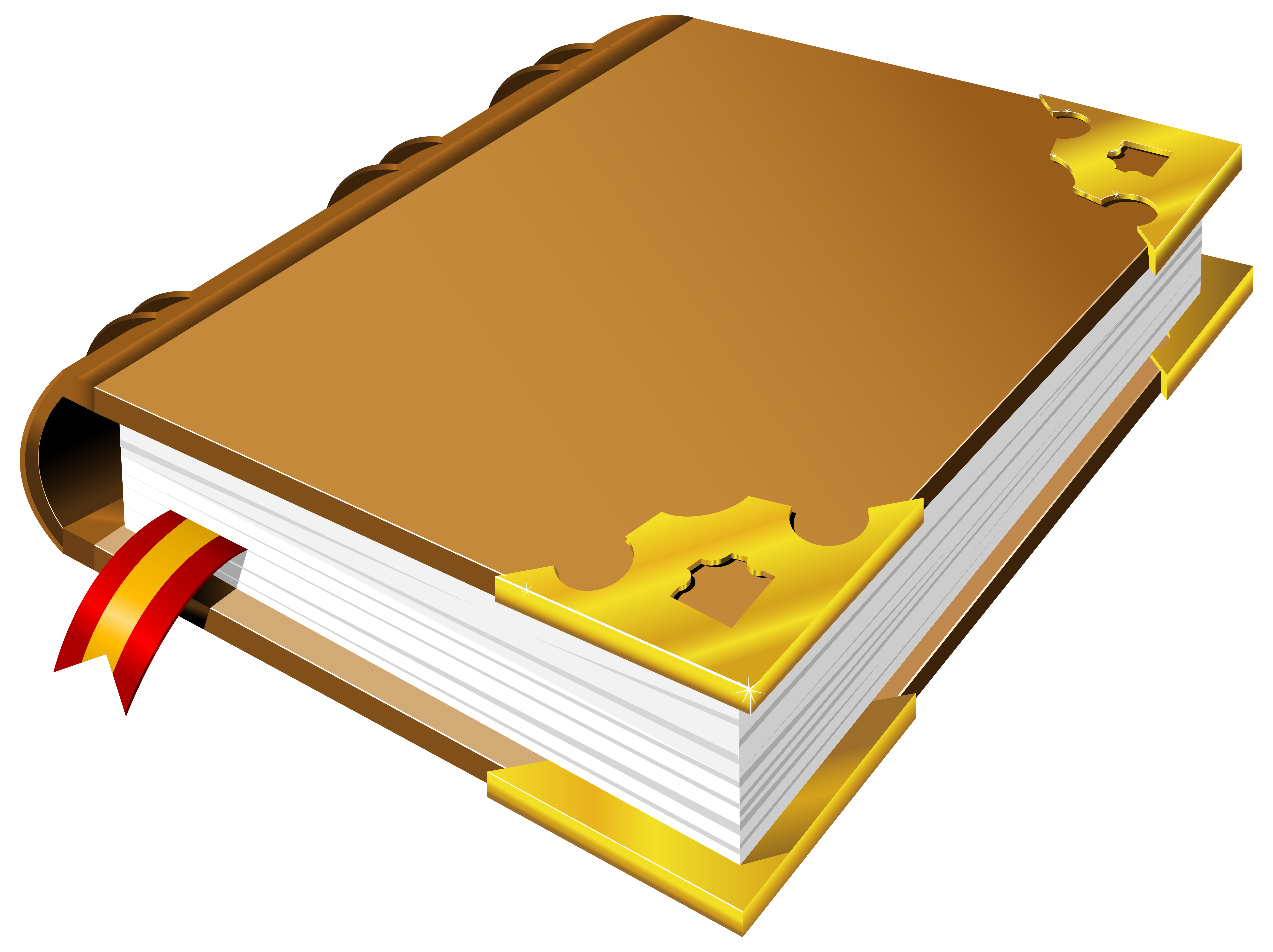 Book clipart png. Brown best web